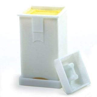 Norpro Butter Spreader Stick with Lid - Holds 1 Cube