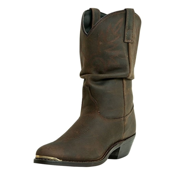 Dingo Fashion Boots Womens Marlee Slouch Golden Condor