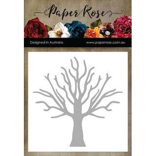 Paper Rose Dies-Large Tree