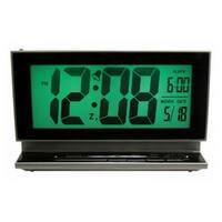 "Equity 30041 Jumbo 2.0"" LCD Digital Alarm Clock with Nightvision Technology"
