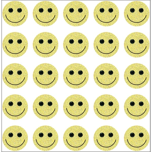 Jolee's Boutique Dimensional Stickers-Smiley Faces