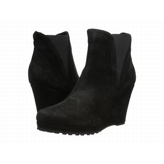 Vaneli NEW Black Jamilla Shoes Size 9.5M Ankle Suede Boots