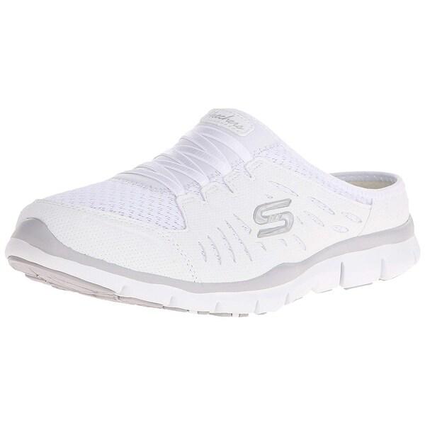 49588af77 Skechers Sport Women's Gratis No Limits Fashion Sneaker,White,7.5