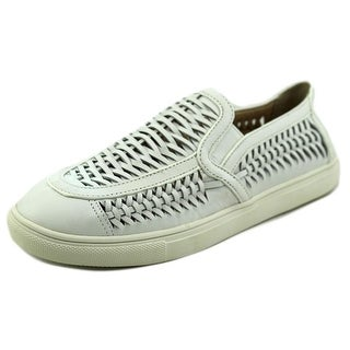 J/Slides Cut Up Women Leather Fashion Sneakers