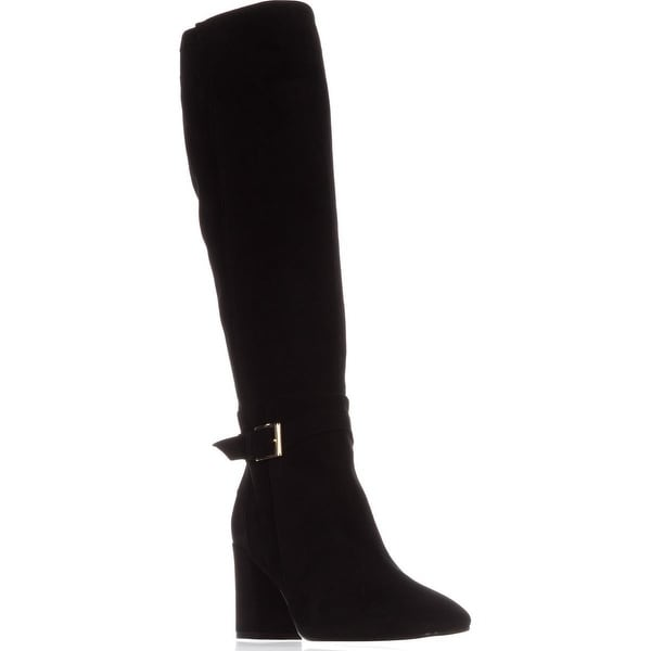kate spade new york Oralie Knee High Boots, Black - 6 us