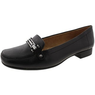 Naturalizer Womens Isobel Loafers Leather Slip On