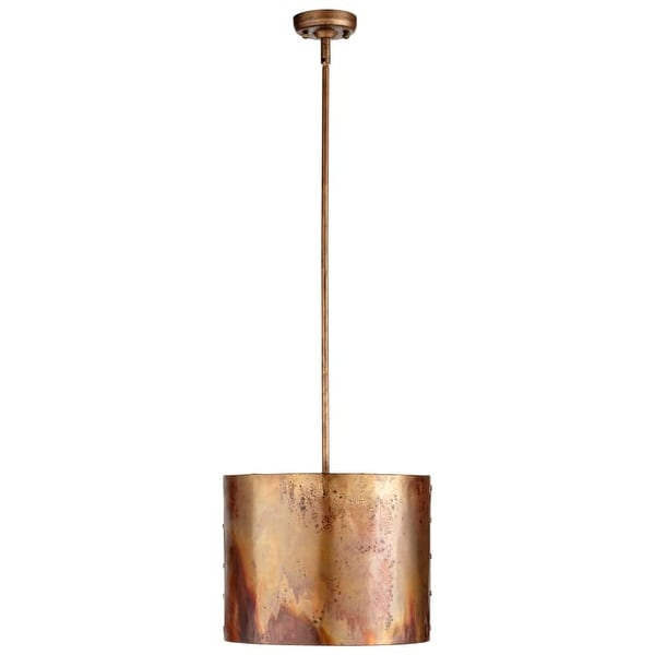 Cyan Design 5156 Mauviel 1 Light Full Size Pendant
