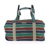 Dolce & Gabbana Dolce & Gabbana Multicolor striped boston bag - One size