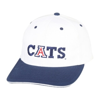 New Arizona Wildcats College Hat - White