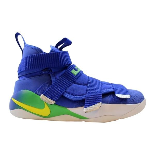 Shop Nike Lebron Soldier XI Flyease