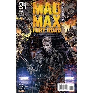 Mad Max: Fury Road #1 Comic Book - multi