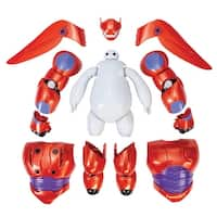"Big Hero 6 Armor-Up Baymax 6"" Action Figure - multi"