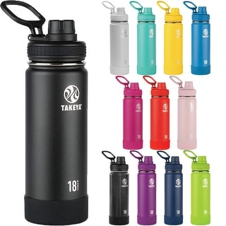 Shop Takeya Actives 18 Oz Insulated Stainless Steel Water