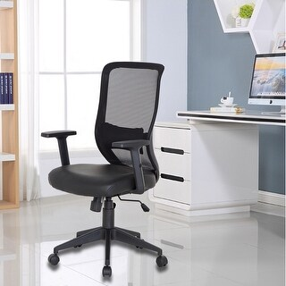 VECELO Premium Home Office/Conference Room Chairs for Task/Desk Work