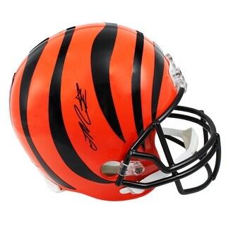 Joe Mixon Cincinnati Bengals Riddell Full Size Replica Helmet