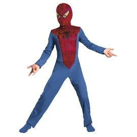 Spiderman Child Costume, Small 4-6