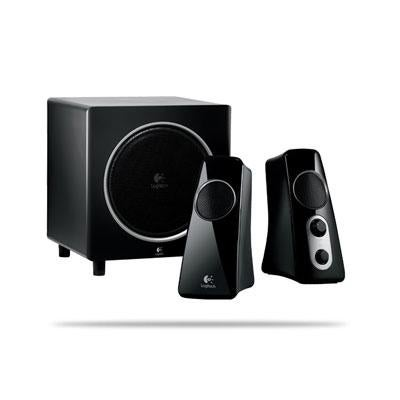 Logitech Speaker System 980-000319 2.1 Omnidirectional 40W 360Degree