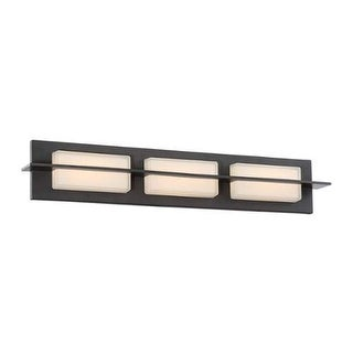 Modern Forms WS-47528 Razor 3 Light LED ADA Compliant Bathroom Vanity Light - 28