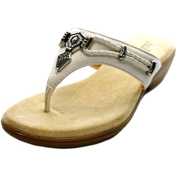Rialto Kismet Women  Open Toe Synthetic  Thong Sandal