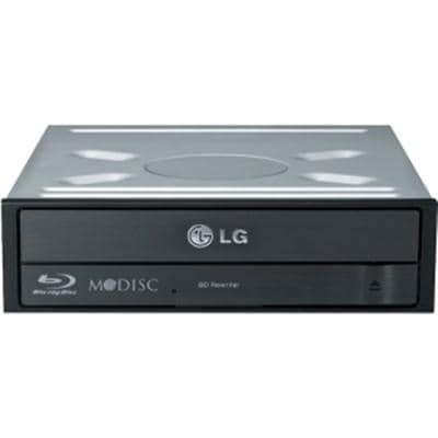 Lg Consumer - Bh16ns40 - Blu Ray Writer Sata Black