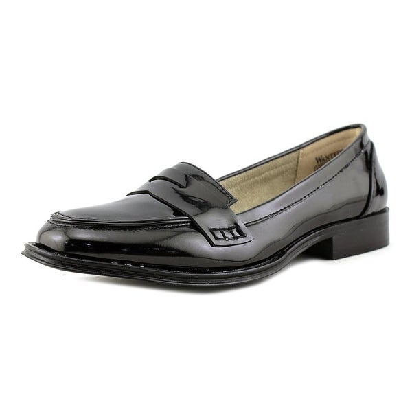 Wanted Campus Women Round Toe Synthetic Loafer