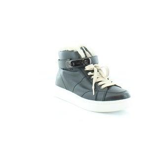Coach Richmond Women's Fashion Sneakers Black/Natural