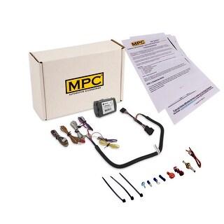 Complete Add-on Remote Start Kit For 2007-2009 Chrysler Aspen -Plug & Play - Use OEM Remotes - Firmware Preloaded
