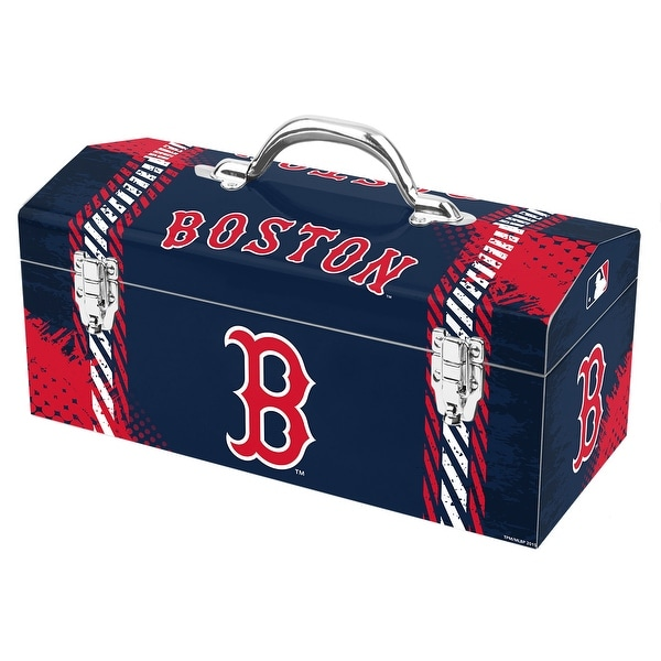 MLB - Boston Red Sox Tool Box. Opens flyout.