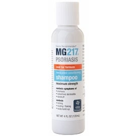 MG217 Medicated Conditioning Coal Tar Formula Shampoo 4 oz