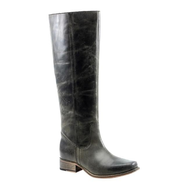 3c579349e1c Diba True Women's Left Field Knee High Boot Grey Leather
