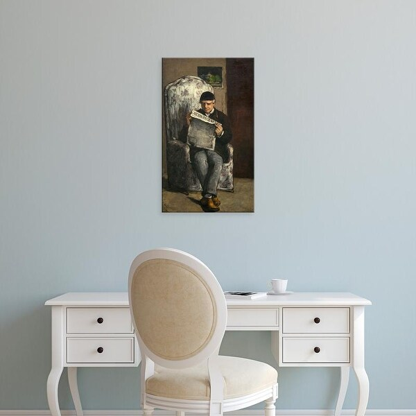 Easy Art Prints National Gallery of Art's 'A11047' Premium Canvas Art