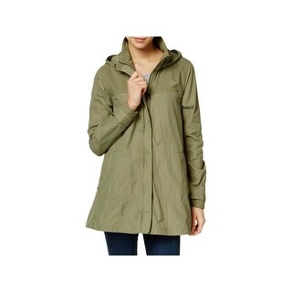 The North Face Womens Flychute Jacket Wind Resistant A-Line