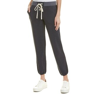 Monrow Lace-Up Sweat Pant