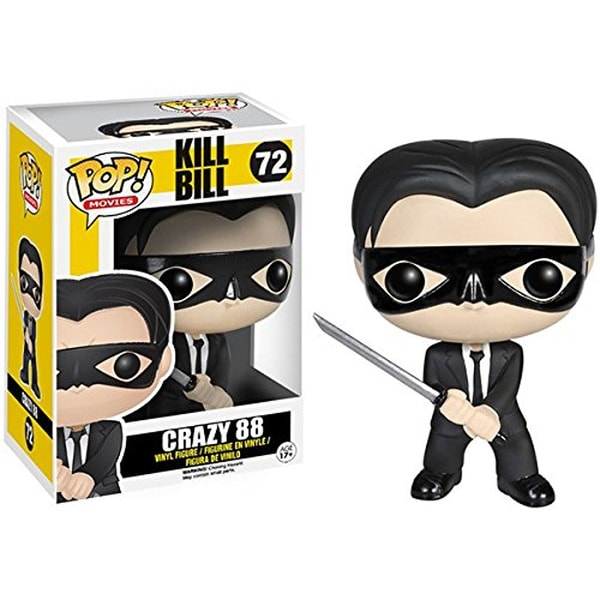 Shop Kill Bill Funko POP Vinyl Figure: Crazy 88