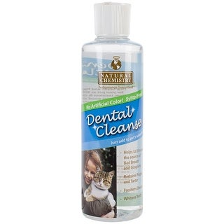 Dental Cleanse For Cats 8oz-