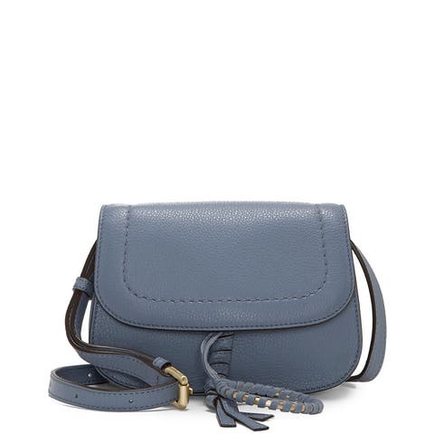 Vince Camuto Cory Leather Convertible Belt Bag
