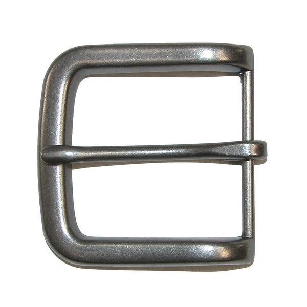CTM® Metal Prong Pin Harness Belt Buckle - one size