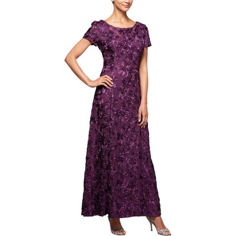 b932731f2cbf Buy Purple Evening & Formal Dresses Online at Overstock | Our Best ...