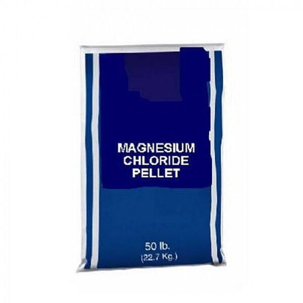 Qik Joe 36004 Magnesium Chloride Mag Pellets, 50 Lbs