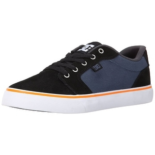 DC Men's Anvil Action Sports Shoe - dark denim/white
