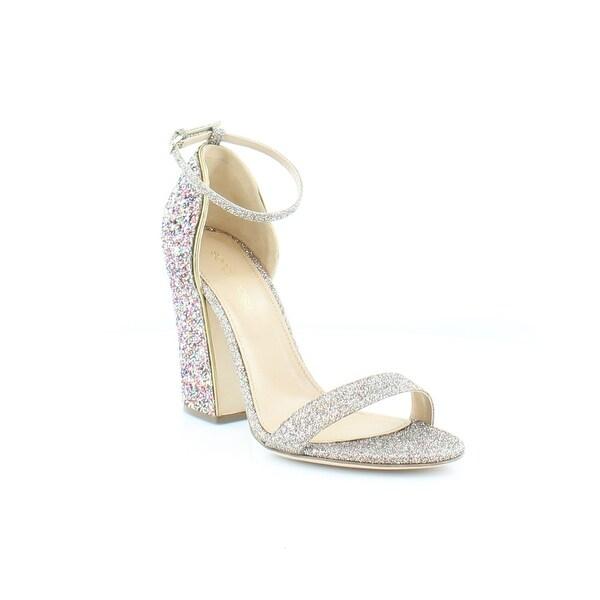 Sergio Rossi Freda Women's Heels crazy gold/arlecchino+bright gold