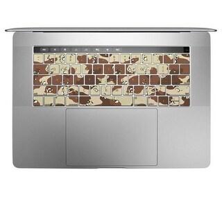 DecalGirl Apple MacBook Pro 13 & 15 Keyboard Skin - ABU Camo