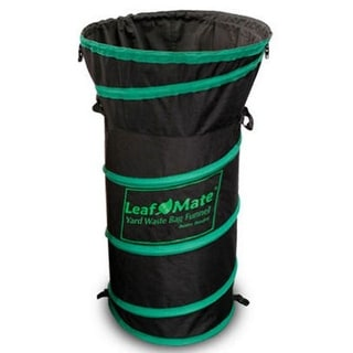 Nehemiah Leafmate Yard Waste Paper Bag Funnel, 30 Gallon