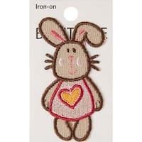 Rabbit - Iron-On Appliques