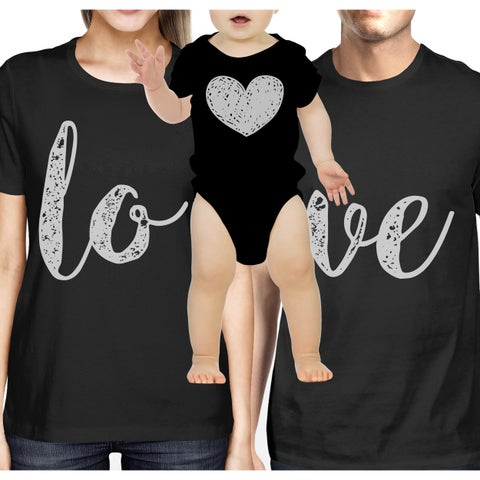 Mom Dad And Baby Matching Outfits Family Matching Shirts Gift Idea