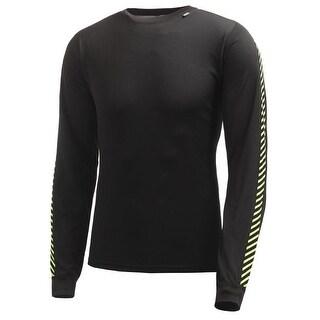 Helly Hansen 2016 Men's HH Dry Stripe Crew Shirt - 48800 (Option: White - L)