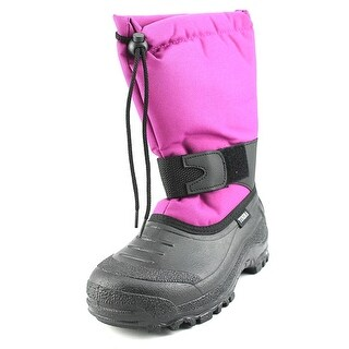 Tundra Montana Round Toe Synthetic Snow Boot