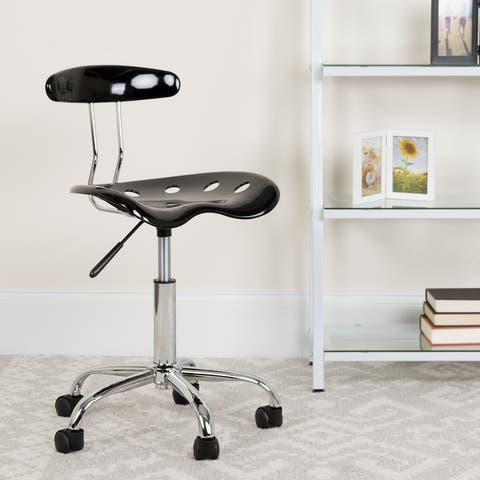 Adjustable Swivel Chair for Desk and Officewith Tractor Seat