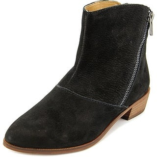 Kelsi Dagger Verla   Round Toe Suede  Ankle Boot