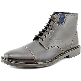 Stacy Adams Dowling Men  Round Toe Leather Brown Ankle Boot